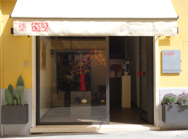 Tano Pisano showroom